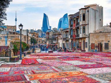 Вдохновиться контрастами Баку