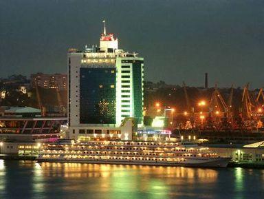 Ночная Одесса — эксклюзивная