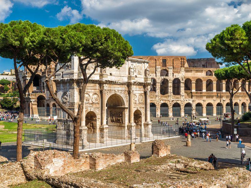 Экскурсия Рим — увлекательная историческая книга!