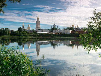 Из Мурома — в Дивеевский монастырь