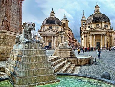 Сквозь эпохи к началу основания Рима