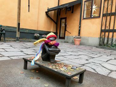 В Стокгольм с детьми