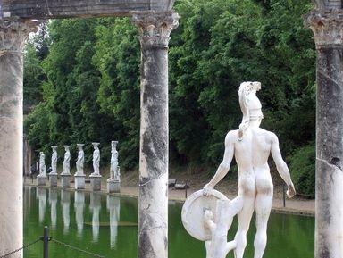 Шедевры Тиволи: вилла д'Эсте и вилла Адриана