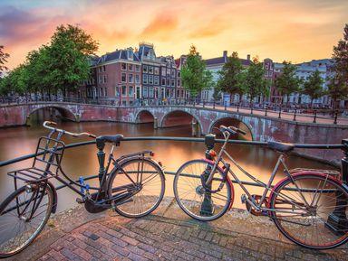 Велотур поАмстердаму сфотографом ижурналистом