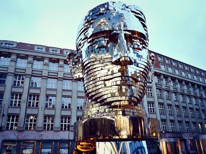 Экскурсия Современное искусство и арт-объекты Праги