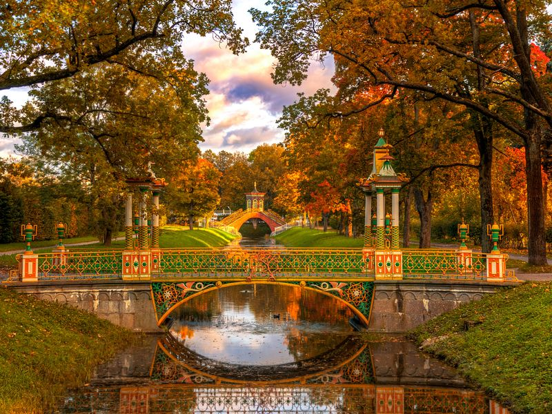 Экскурсия Царское село, или неизведанный город Пушкин