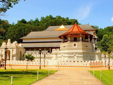 Неизведанная Шри-Ланка
