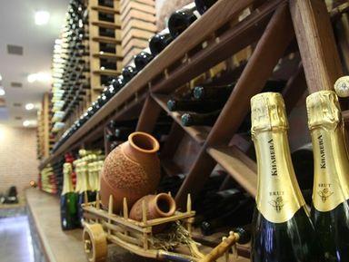 Винный тур в Кахетию — край солнца и винограда