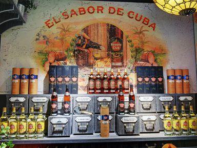Знакомство с брендами Гаваны: ром, кофе, табак