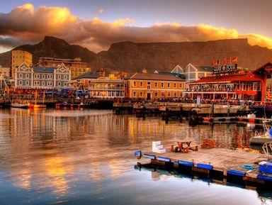 Узнать иполюбить Кейптаун