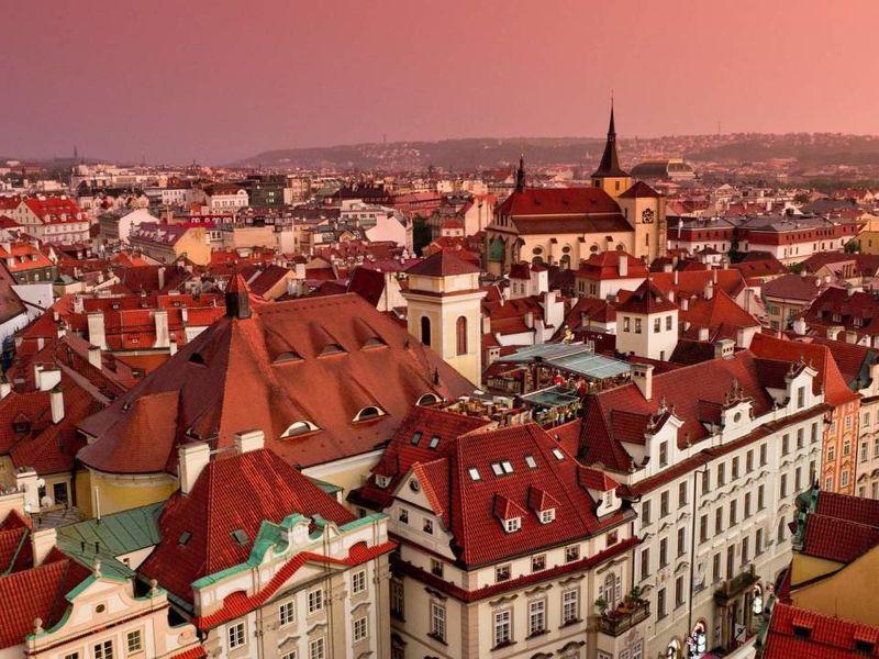 Экскурсия Пражские истории