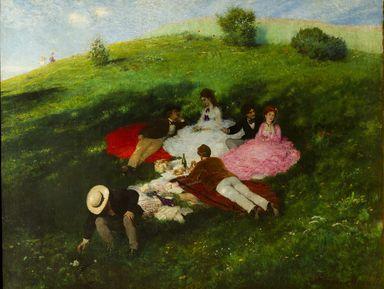 Венгерская национальная галерея. Жемчужины европейского и венгерского искусства