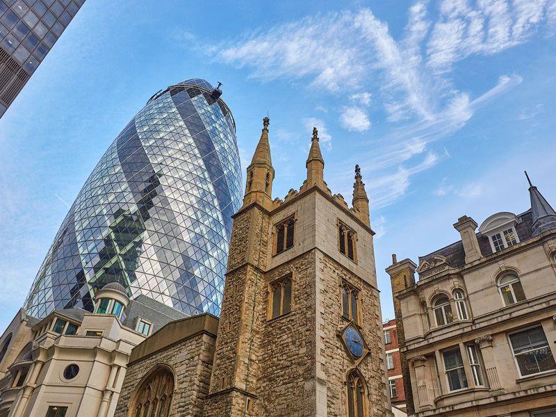 Экскурсия Лондонский Сити — история «квадратной мили»