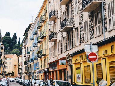 Экскурсия в Ницце: Ницца— прогулка поСтарому городу
