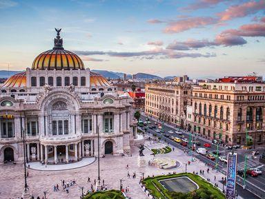 Мехико — первое знакомство