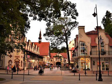Балтийские истории: путешествие в Светлогорск и Янтарный