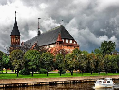 Кёнигсберг — Калининград: история в веках