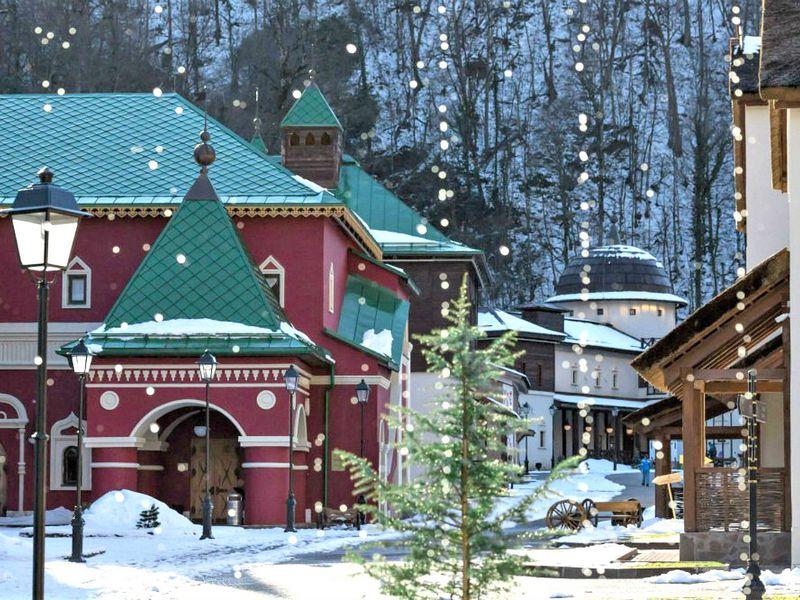 Лучшее в горах Сочи за 1 день!