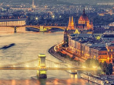 Ежедневная прогулка по Будапешту за €15