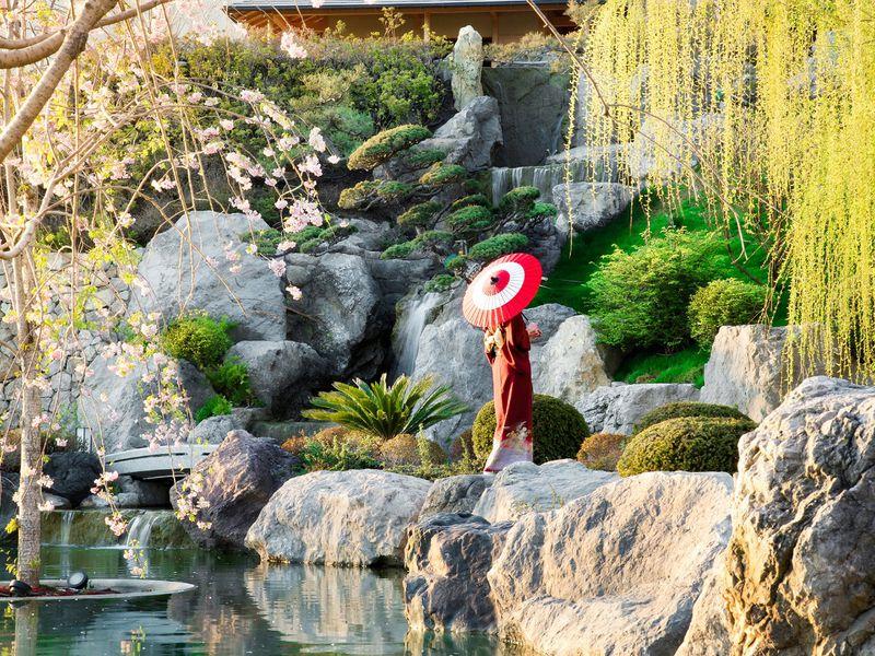 Японский Сад «Шесть чувств» width=