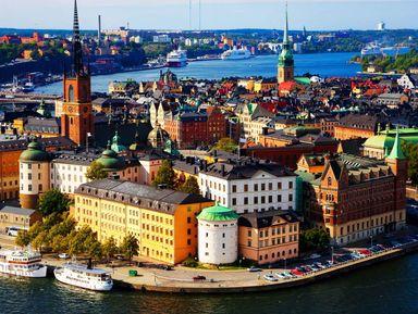 Экскурсия в Стокгольме: Ежедневная прогулка по Стокгольму
