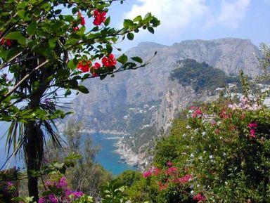Путешествие по Амалфитанскому побережью