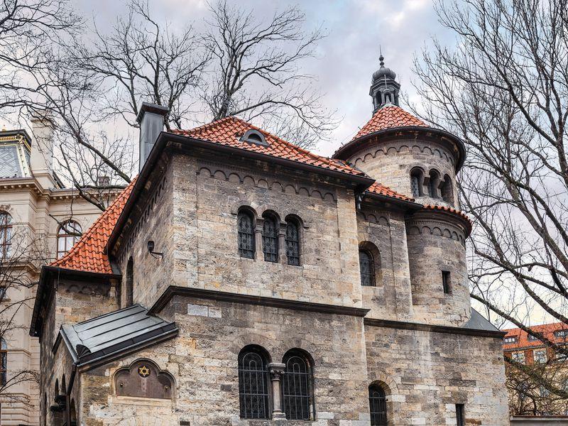 Экскурсия Еврейский квартал в Праге: герои и легенды
