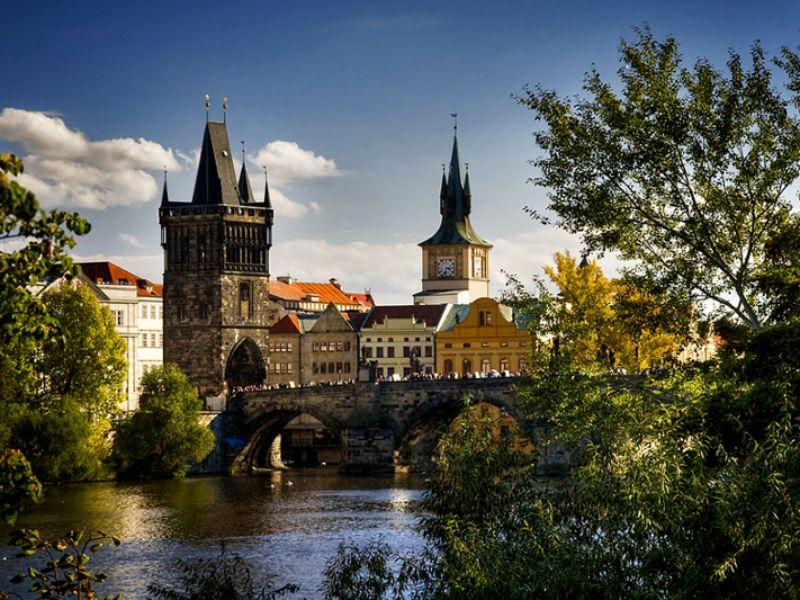 Экскурсия Индивидуальная квест-экскурсия по сказочной Праге