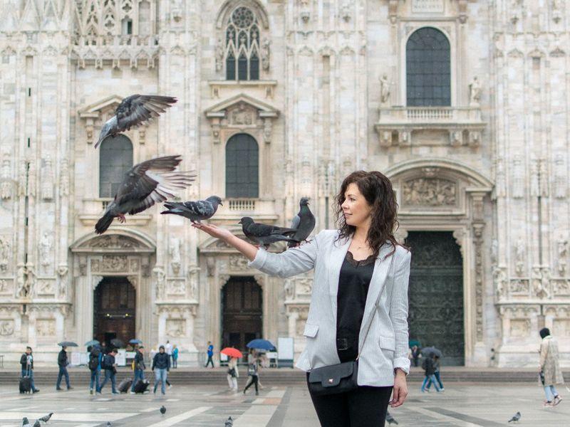 Экскурсия Фотосессия в Милане