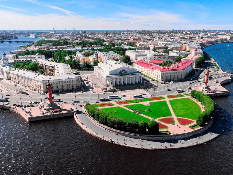 Экскурсия Грани Васильевского: дорогами островитян