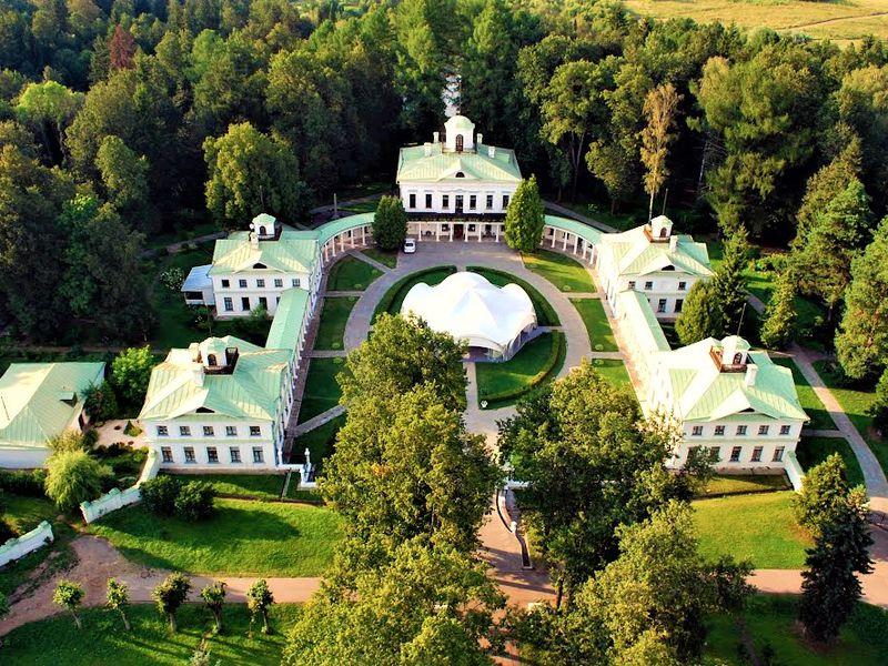 Экскурсия Середниково— родовое гнездо Лермонтовых