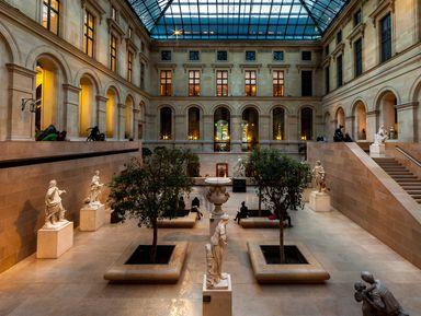 Величайшие шедевры Лувра