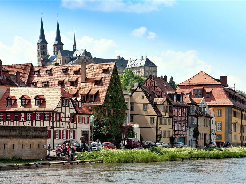 Экскурсия Бамберг — город самых счастливых немцев!