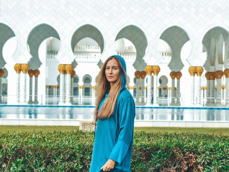 Экскурсия Чарующий Абу-Даби и профессиональные фотографии