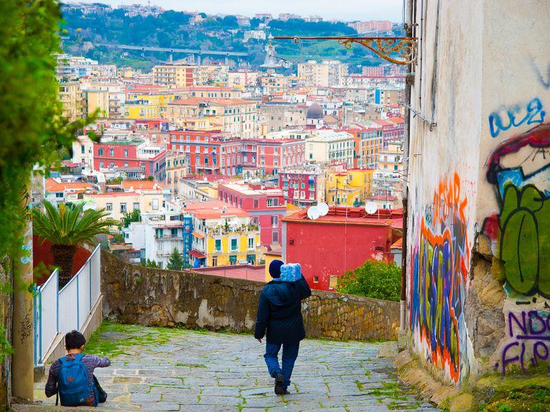 Сокровенные уголки Неаполя