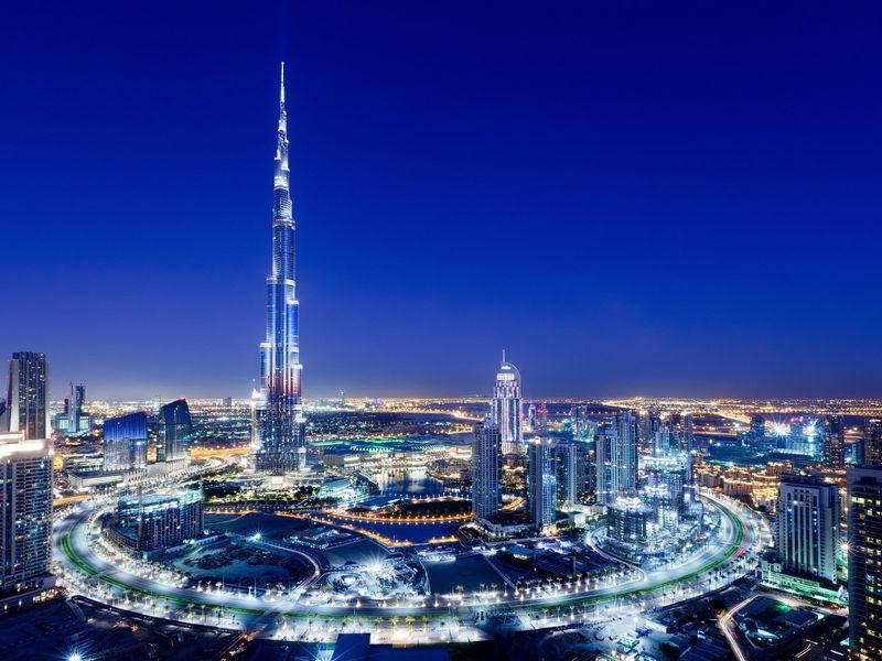 Экскурсия Вечерние огни Дубая