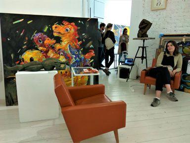 """Экскурсия """"Contemporary art: понять непонятное"""": фото"""