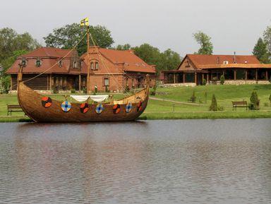 Из Минска — в парк-музей интерактивной истории Сула!