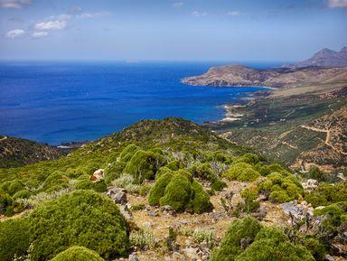 Все краски западного Крита