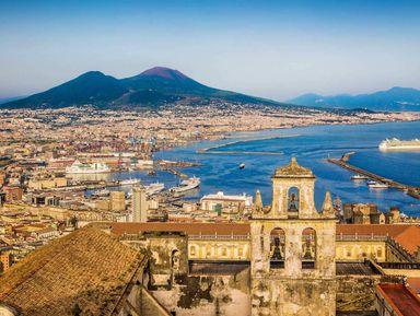Неаполь — любовь с первого взгляда