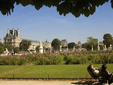Обзорная экскурсия: «Париж, короли и любовь!»