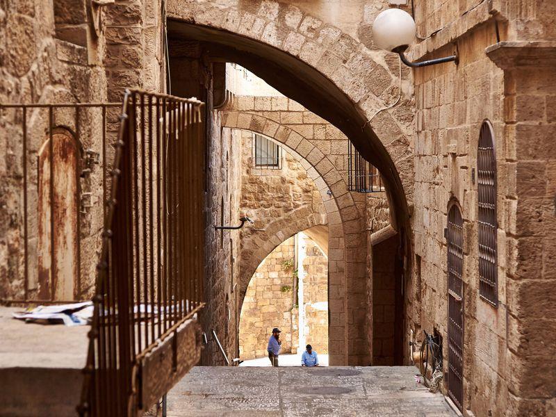 Экскурсия Иерусалим с еврейским акцентом
