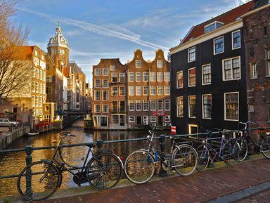Экскурсия в Амстердаме: Знакомьтесь, Амстердам!