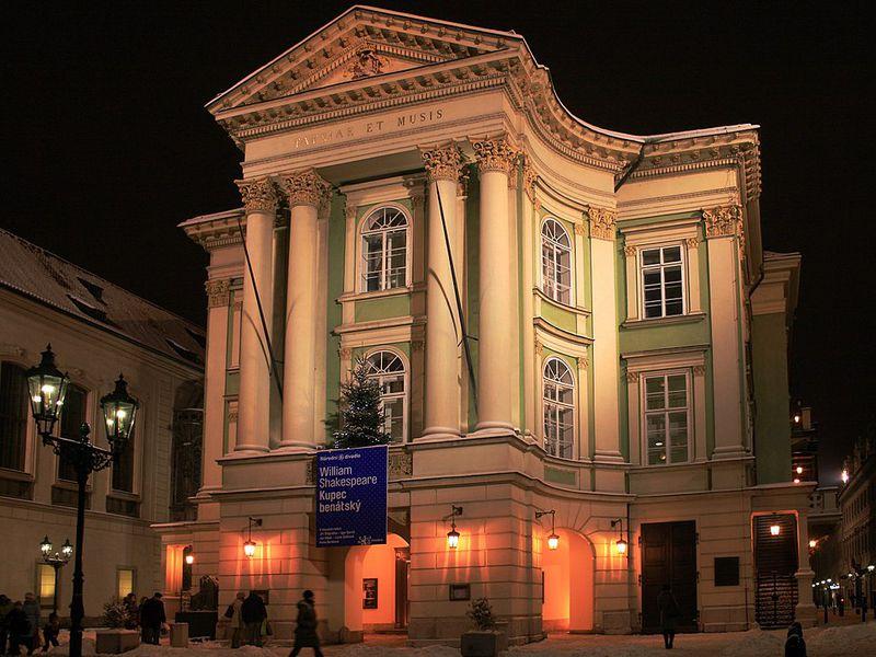 Мистерии вечерней Праги