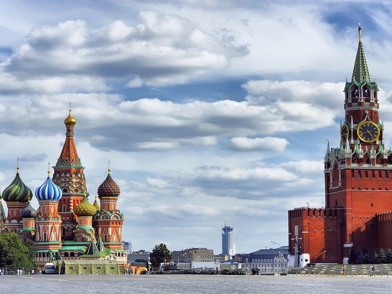 Экскурсия Трансфер + экскурсия по Москве для транзитных пассажиров