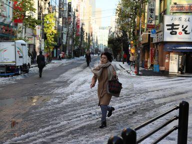 Экскурсия в Токио: Токио в объективе
