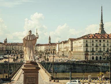Добро пожаловать в Турин!