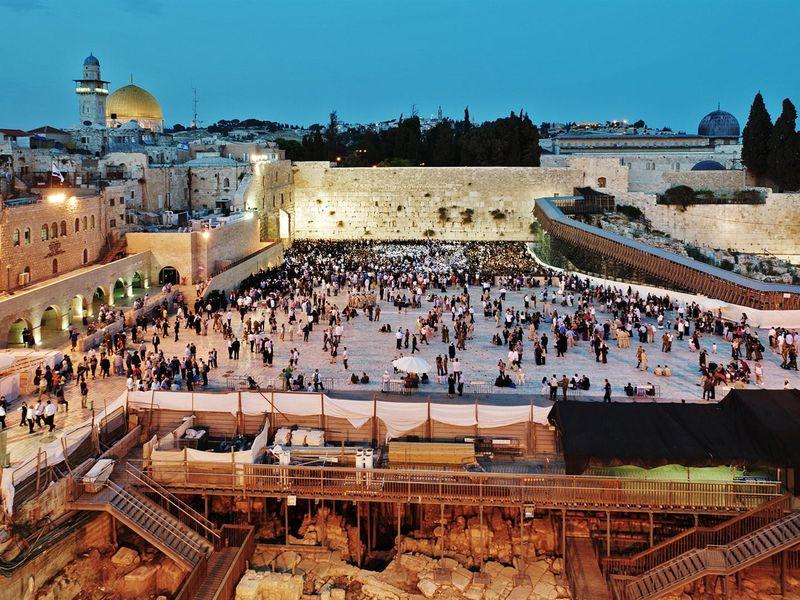 Экскурсия Многоликий Иерусалим