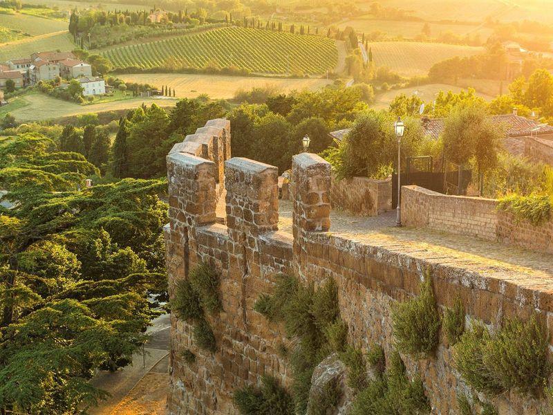 Экскурсия Орвието — архитектура и прекрасное вино
