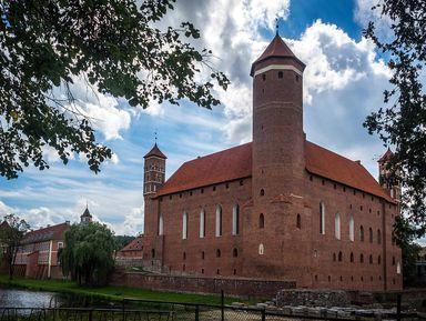 Замки икирхи Тевтонского ордена